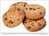 2 Chocolate Chip Cookies image
