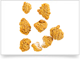 Flamin' Chicken Chunks image
