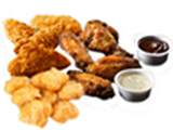 Chicken Combo Meal thumbnail