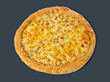 Garlic Pizza Bread image