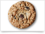 2 Oatmeal & Raisin Cookies image